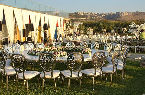 wedding venue damour country club